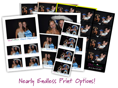 Photo Booth Print Options