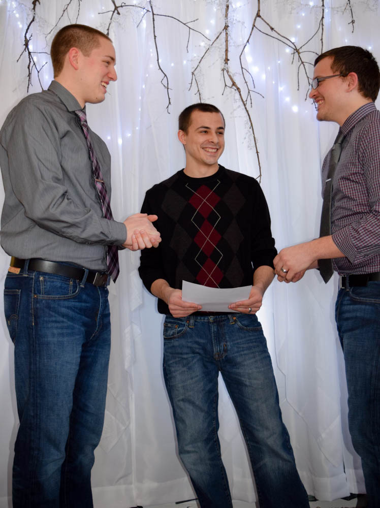 Zach Officiant